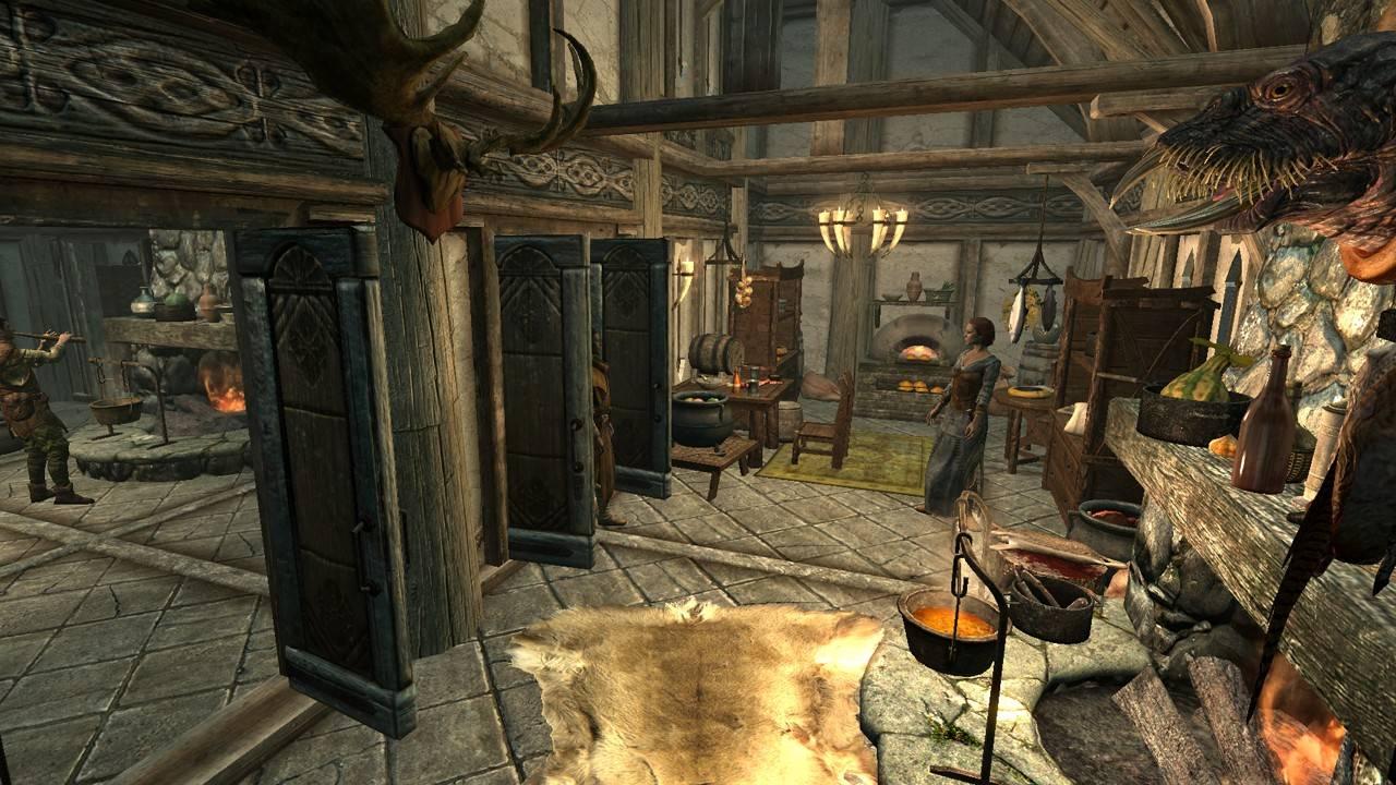 The Elder Scrolls V Skyrim Hearthfire Review GamingExcellence