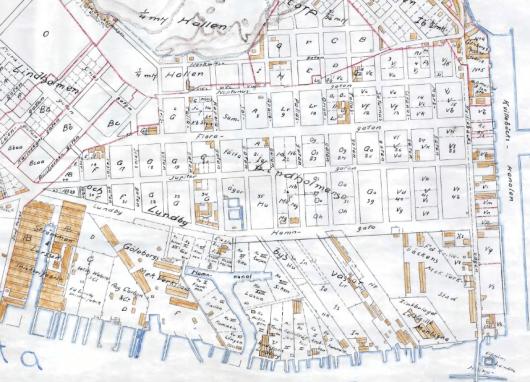 Hisingstad 1907