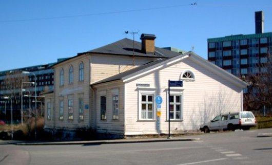 Dicksons kontor i Majviken