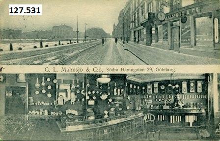 C.L. Malmsjö & Co 1919