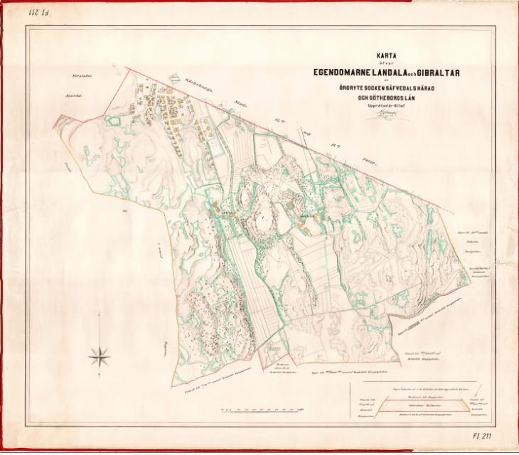 Landala och Gibraltar 1877