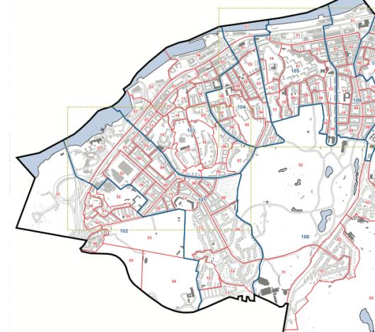 PIrmärområden Majorna