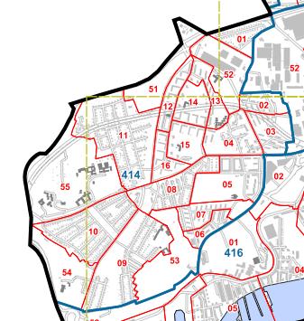 Kyrkbyns primärområde