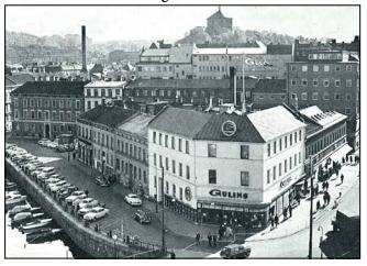 Kvarteret Röda Bryggan år 1966