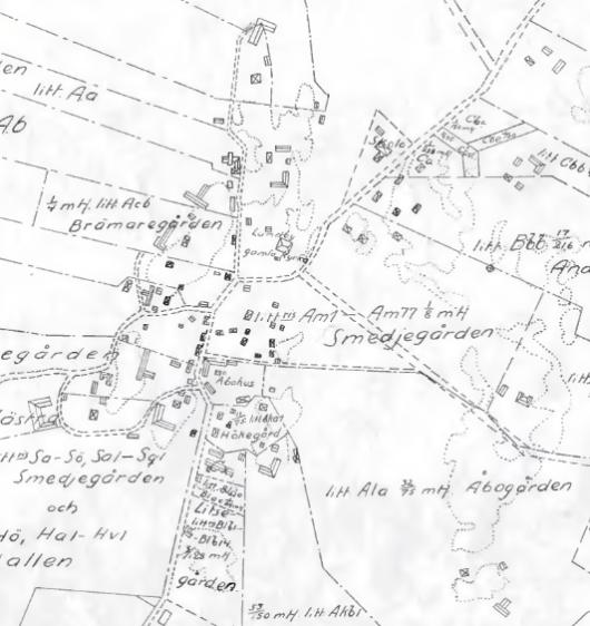 Lundby by 1906