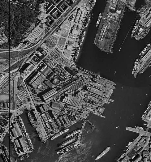 Lundbyvass 1955