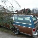 Weston Man Recreates Christmas Vacation Scene Outside His Home