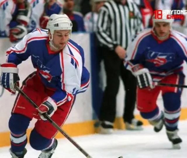 Seidels Winter Olympic Postcard Massive Card Controversy Strikes Usa Hockey
