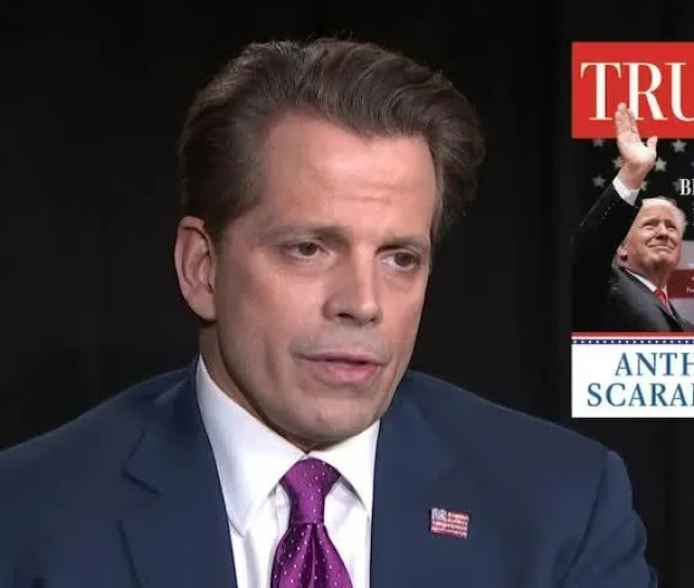 Anthony Scaramucci Defends  Day White House Stint On Celebrity Big Brother