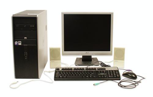 unpacking a computer