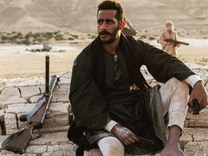 Mohamed Ramadan in the series