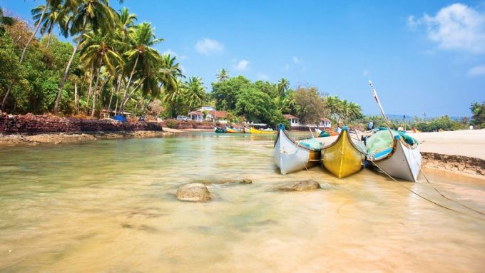 Honeymoon Spot Goa India
