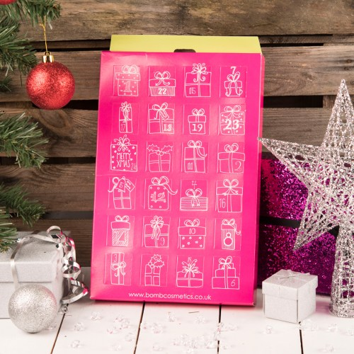 Image result for bomb cosmetics advent calendar