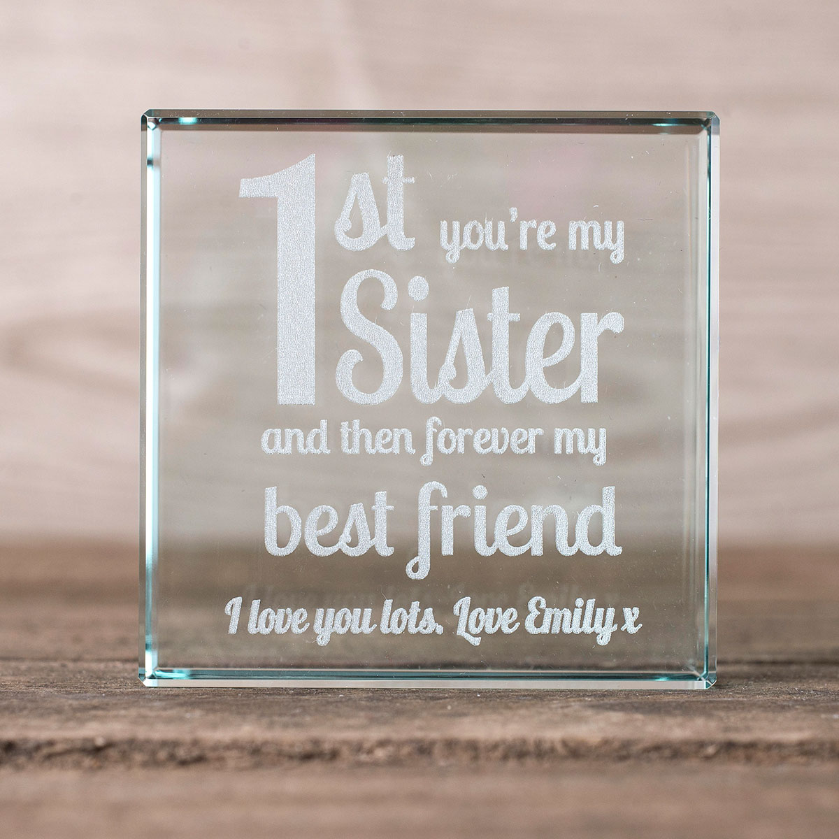 Birthday Gifts For Sisters Gettingpersonal Co Uk