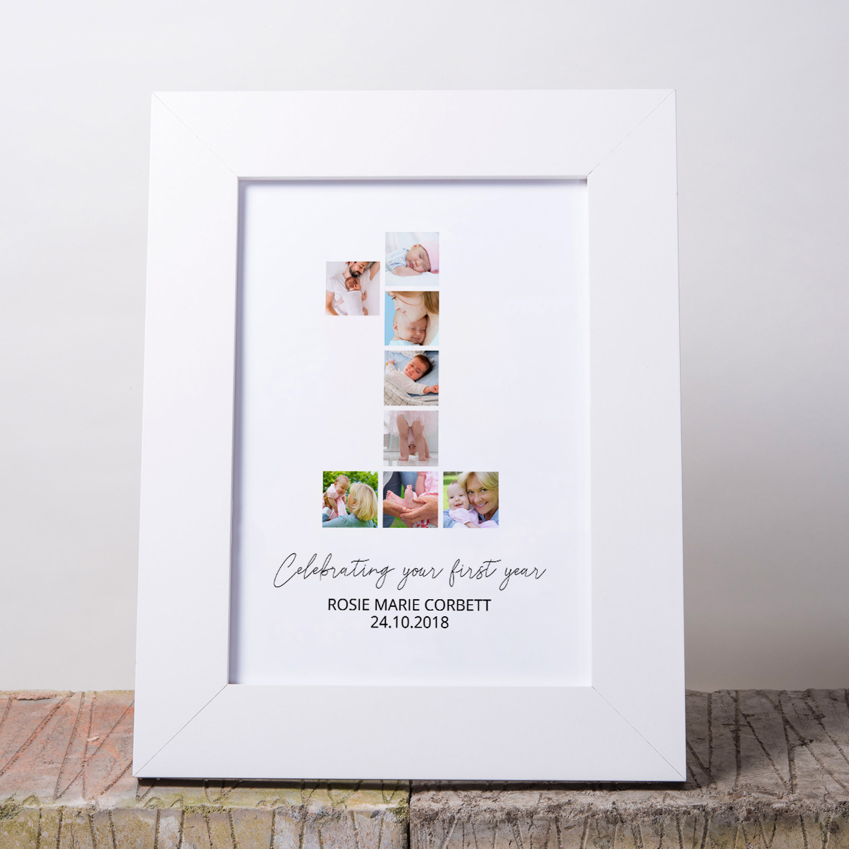 1st Birthday Gifts Personalised Present Ideas Getting Personal