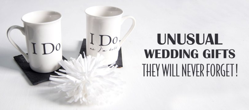 Unconventional Wedding Gifts: 50+ Best Wedding Gift Ideas For Marriage & Anniversary