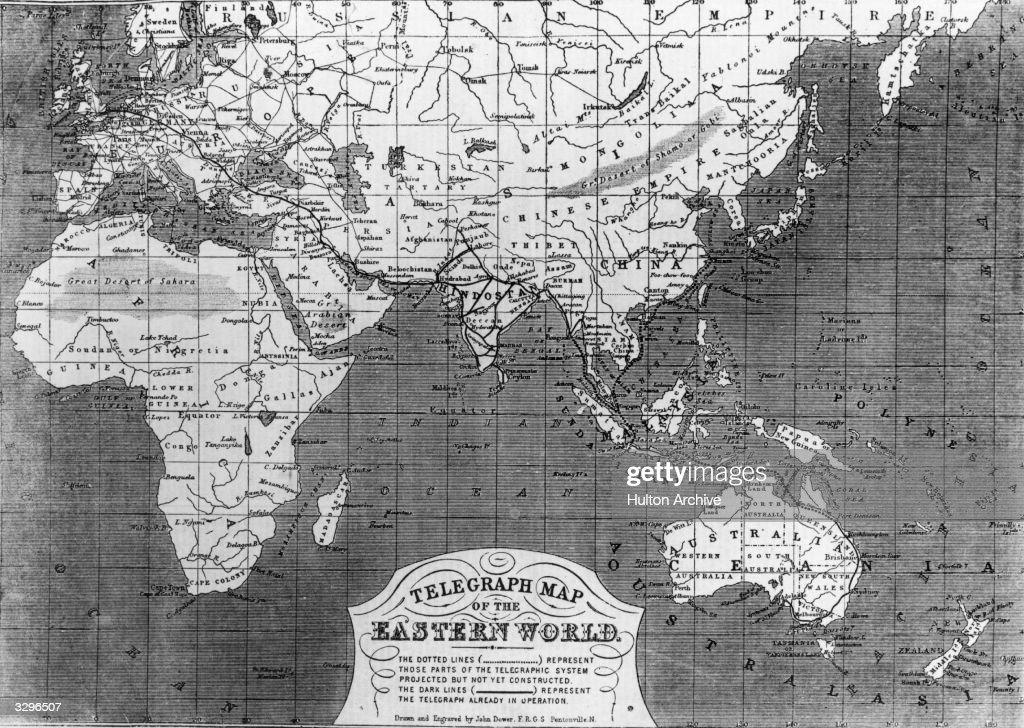 blog X Eastern World Map eastern