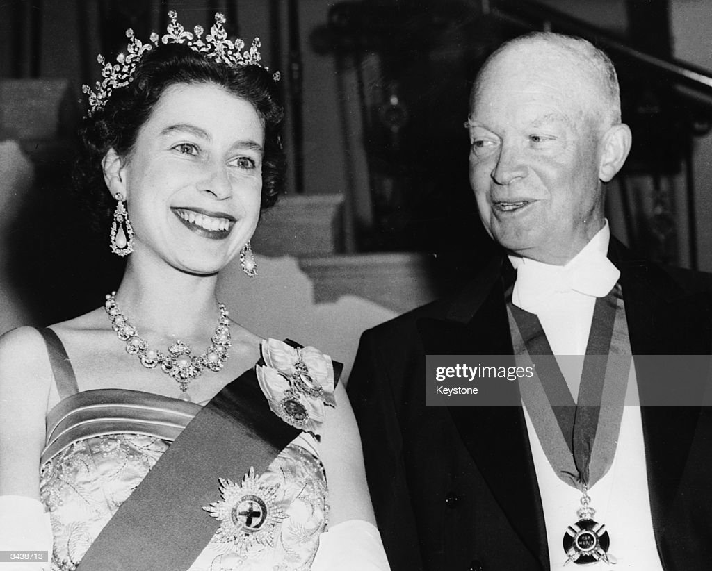 Eisenhower Family Pictures Getty Images