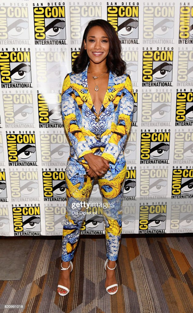 Candice Patton Stock Photos And Pictures Getty Images