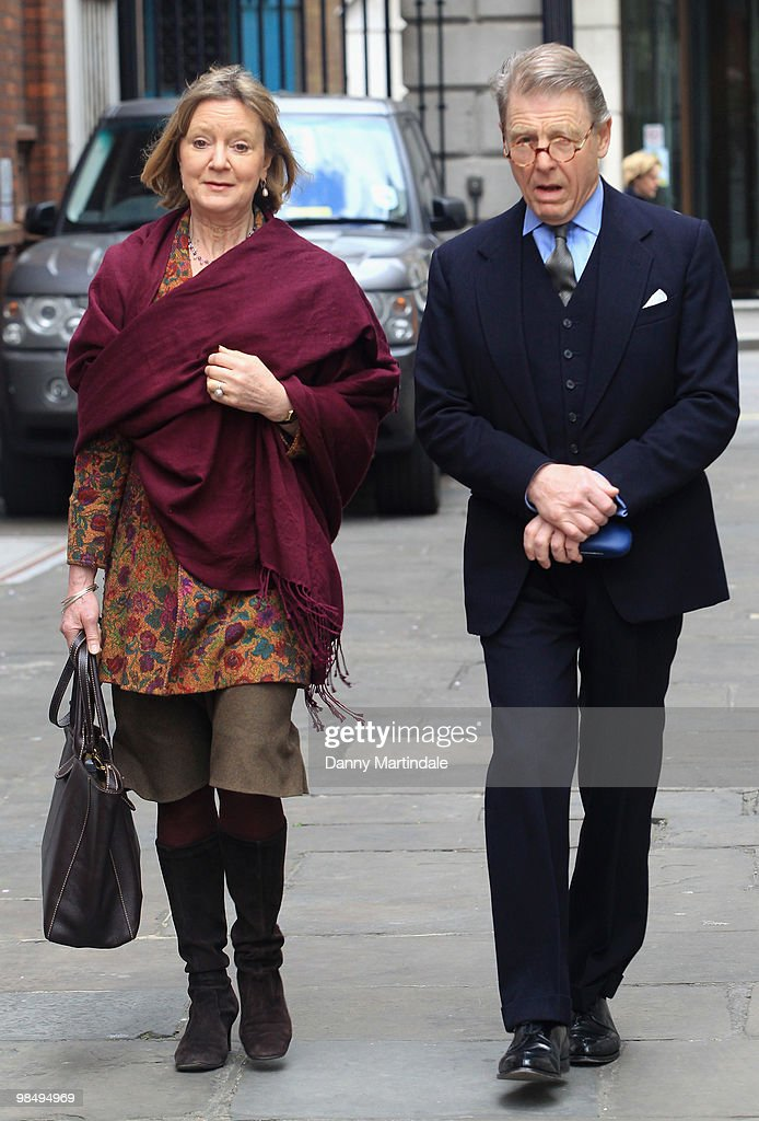 Edward Fox Stock Photos And Pictures Getty Images