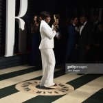 Actress Viola Davis Attends The 2017 Vanity Fair Oscar Party Hosted News Photo Getty Images
