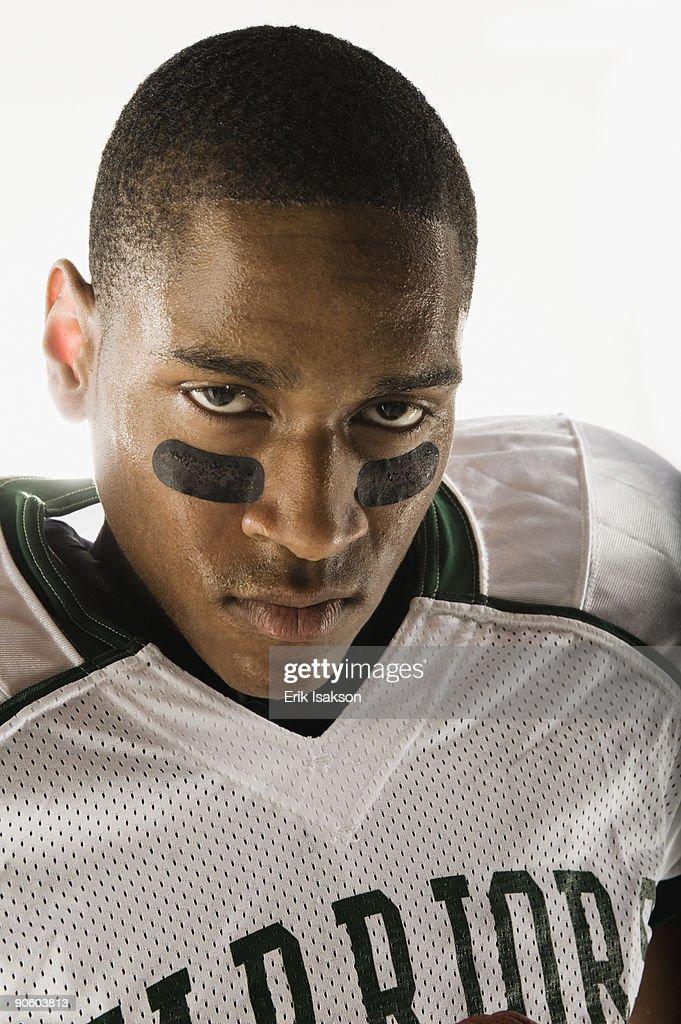 Player Football Eye Black