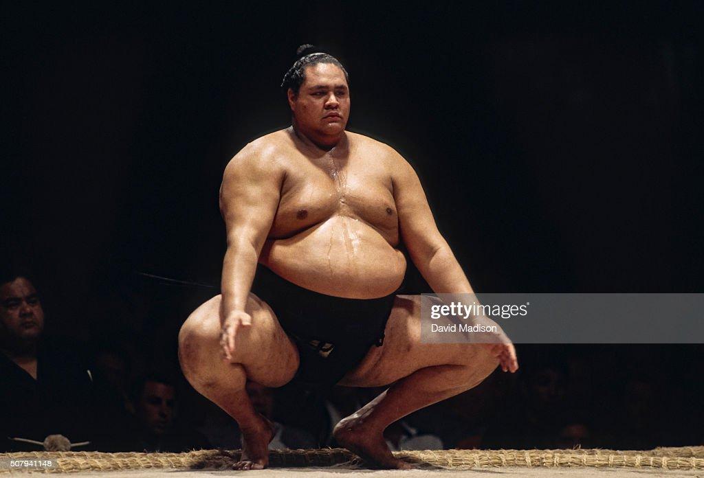 Akebono Taro Getty Images