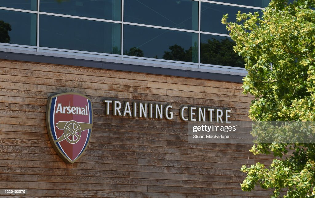 https www gettyimages com photos arsenal training ground