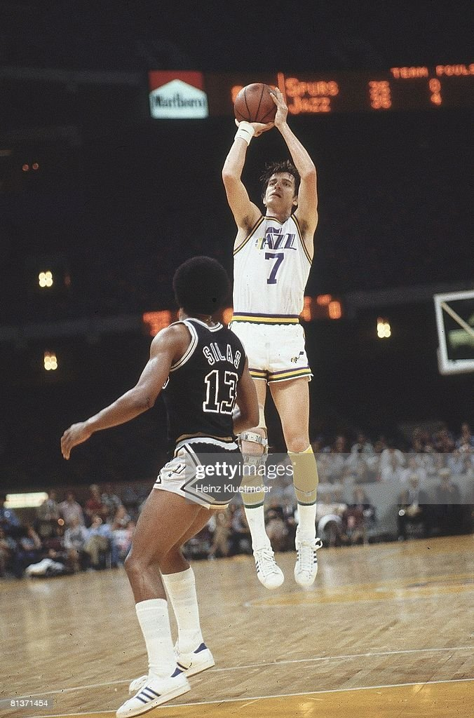 New Orleans Jazz Pete Maravich Pictures Getty Images