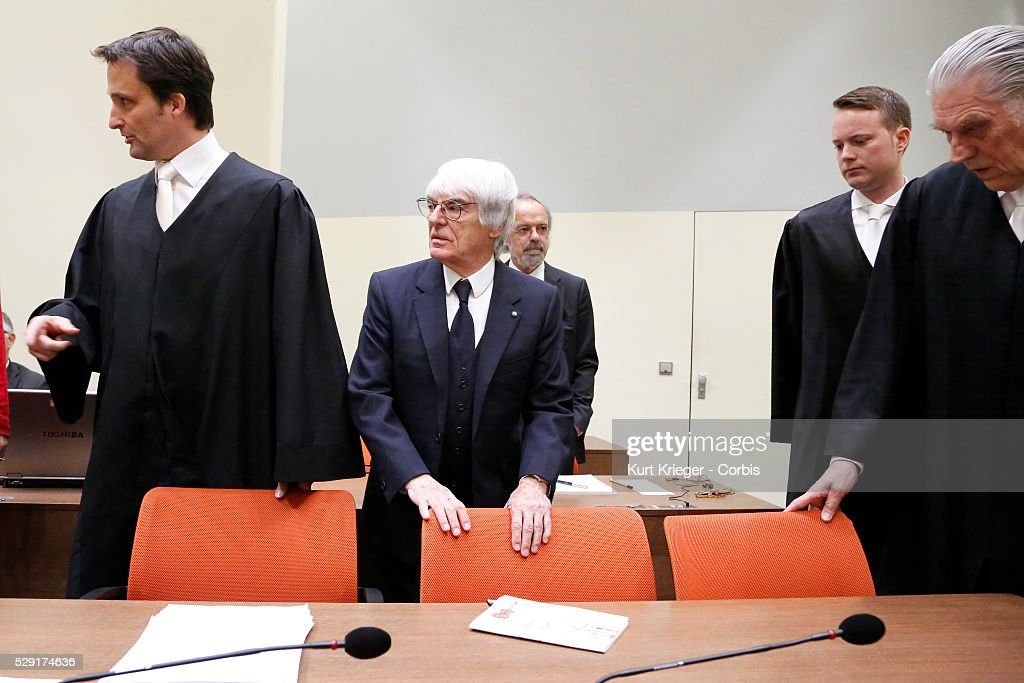 Bernie Ecclestone Getty Images