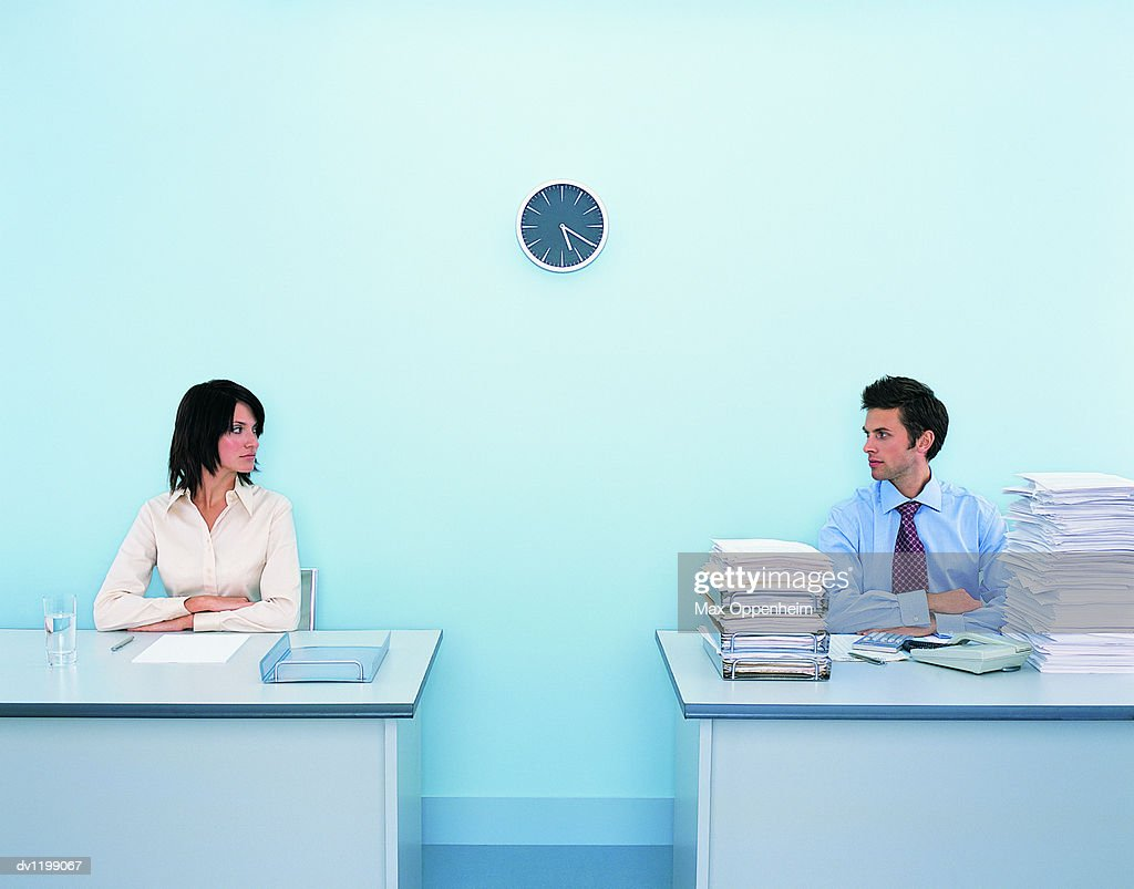 Person Sitting Sideways Computer Desk