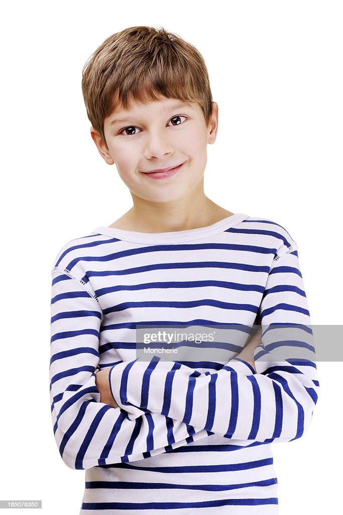 Cute Young Boy Stock Photo Getty Images