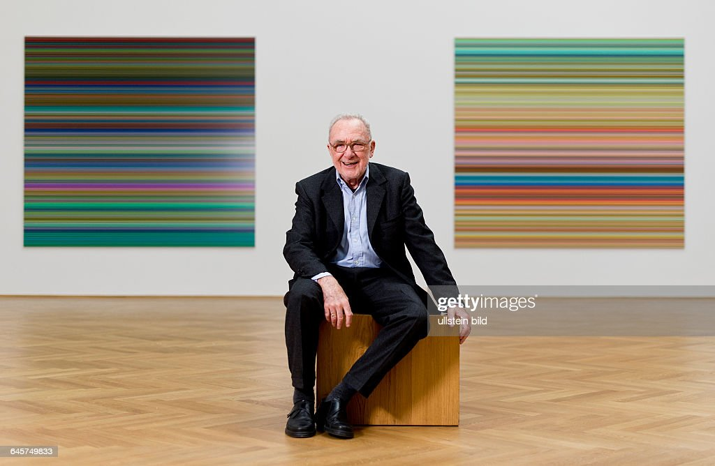 Gerhard Richter Window High Resolution Stock Photography And