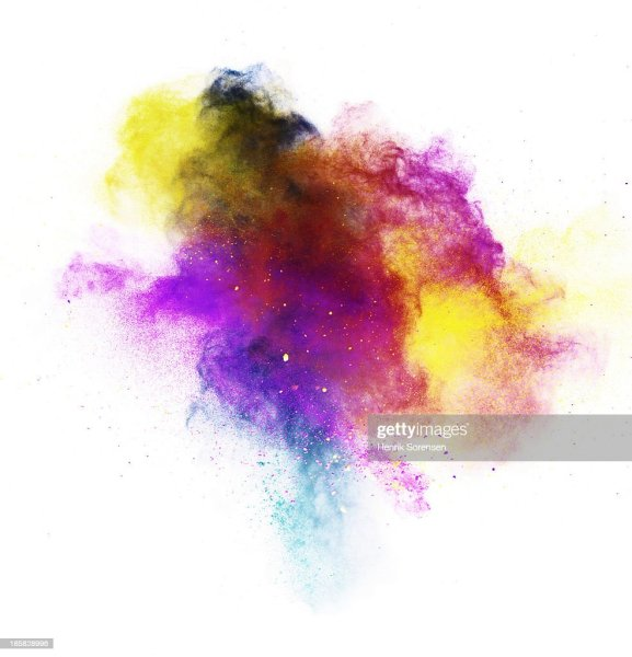 Color Image Stock Photos and Pictures   Getty Images explosion of colored powder
