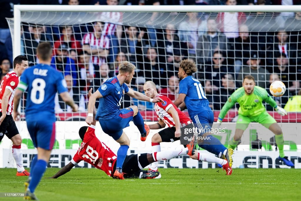 https www gettyimages com detail news photo feyenoords nicolai jorgensen shoots and scores a goal news photo 1127067739