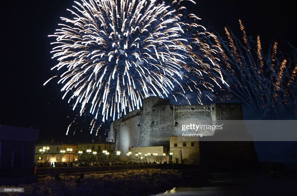 Italy   New Year s Eve Fireworks in Naples Pictures   Getty Images Italy   New Year s Eve Fireworks in Naples