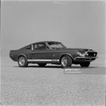 Ford Mustang Shelby Gt500 Fastback News Photo Getty Images