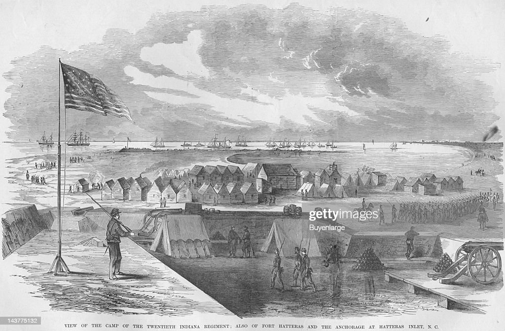 Fort Hatteras Pictures Getty Images