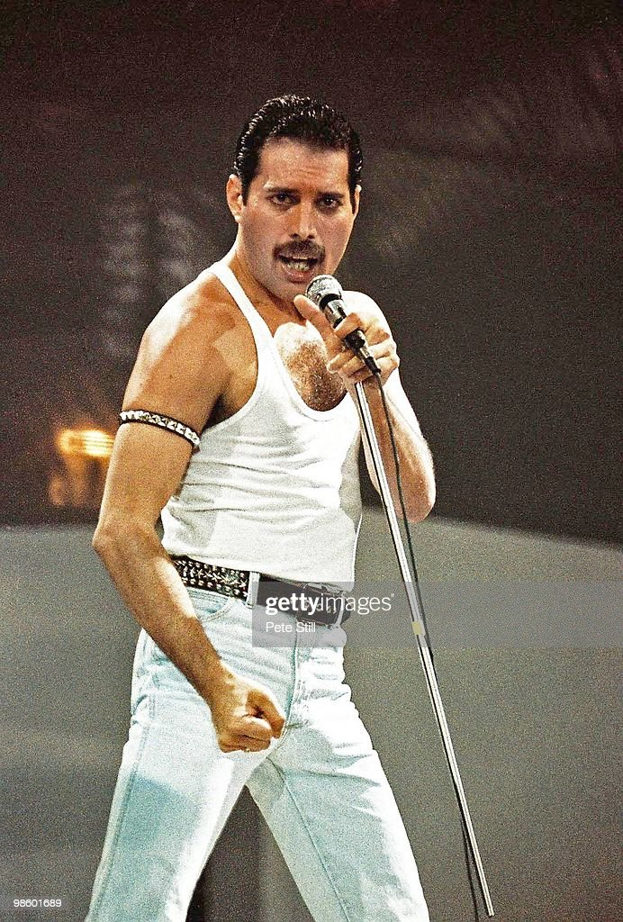 Freddie Mercury Stock Photos And Pictures Getty Images