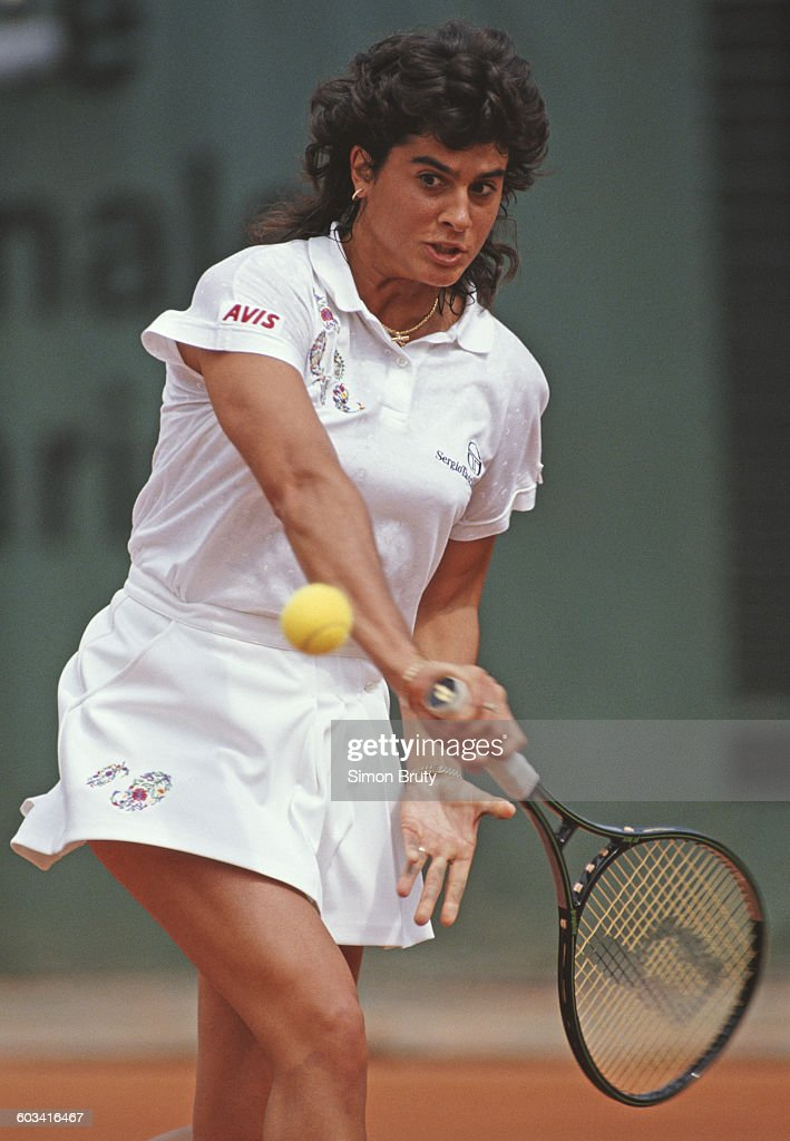 Gabriela Sabatini Stock Photos And Pictures Getty Images