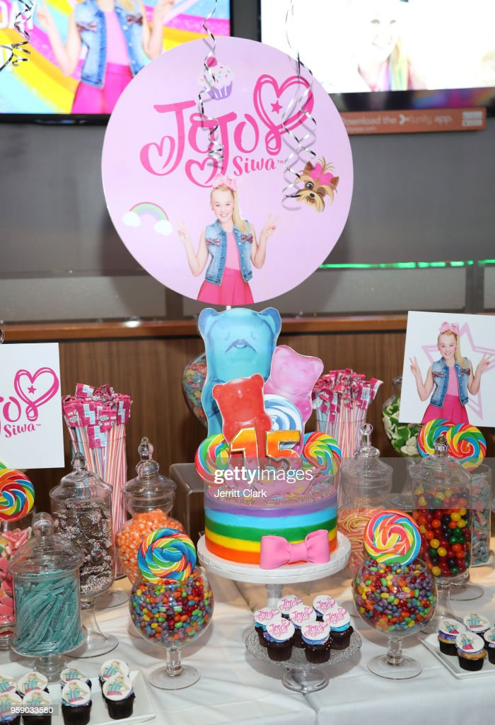 General View At Jojo Siwa S 15th Birthday Party At Dave Busters On News Photo Getty Images