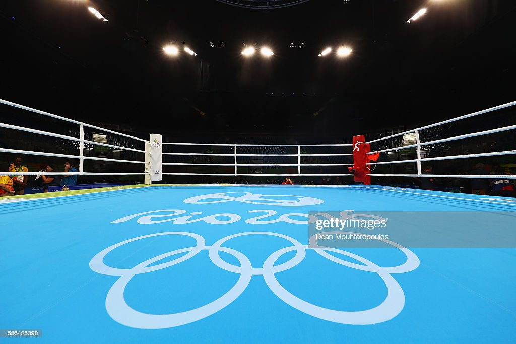 Boxing Greek Olympic Games