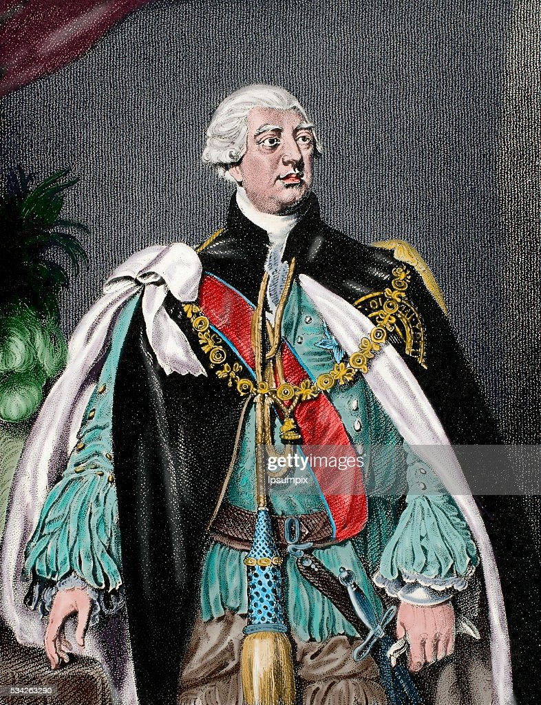 George Iii United Kingdom