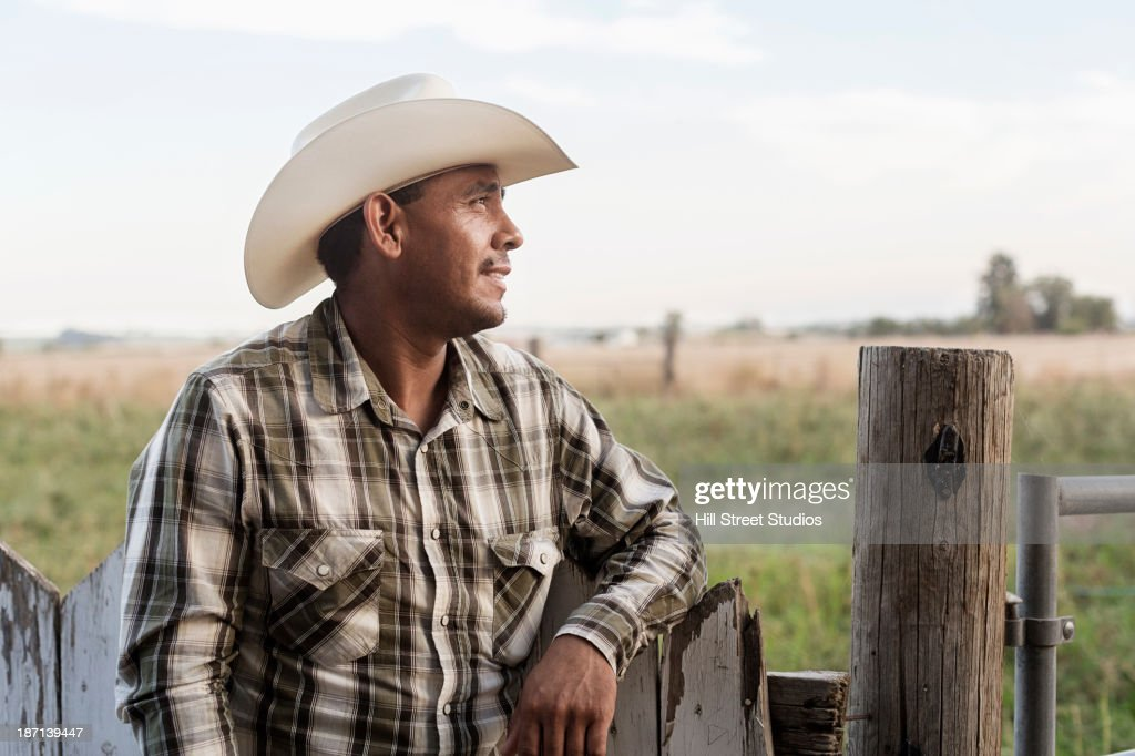 Female Rancher Hispanic