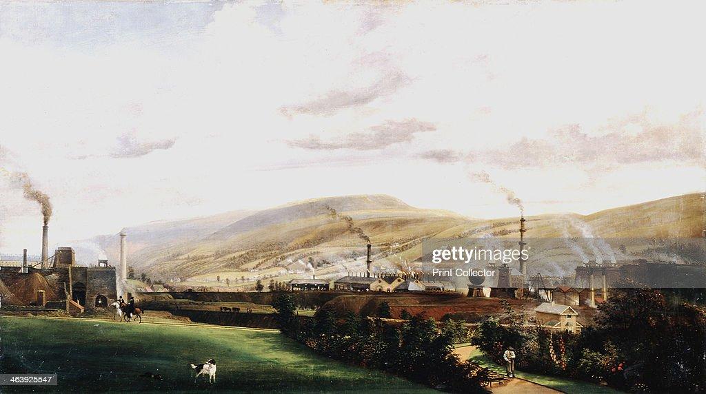 Industrial Revolution England Rocket