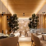 Interior Of A Fancy Restaurant High Res Stock Photo Getty Images