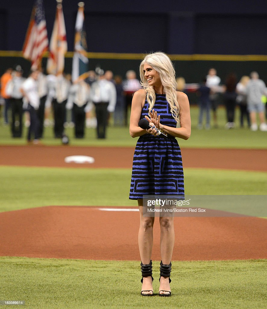 Julianna Zobrist Stock Photos And Pictures Getty Images