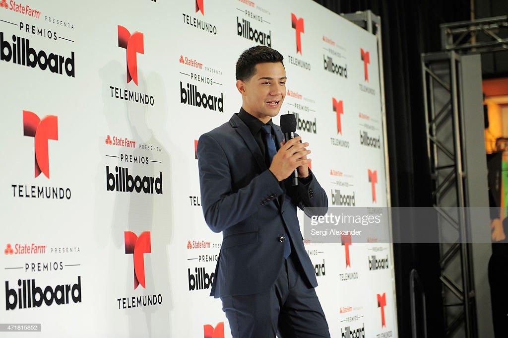 Luis Coronel Premios Billboard