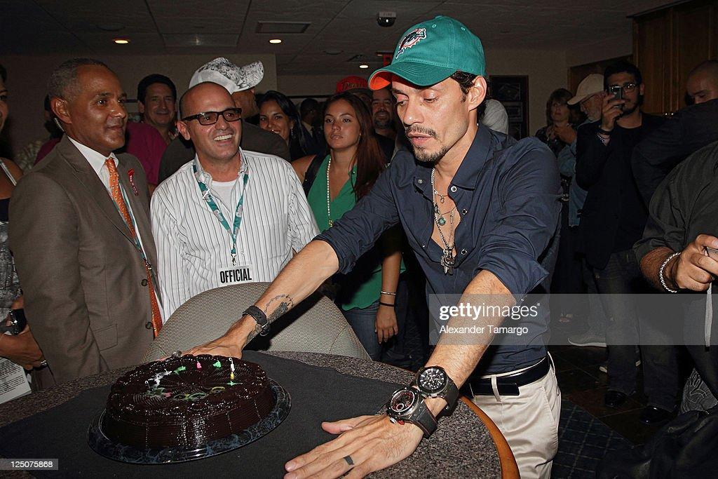 Marc Anthony Birthday Stock Fotos Und Bilder Getty Images