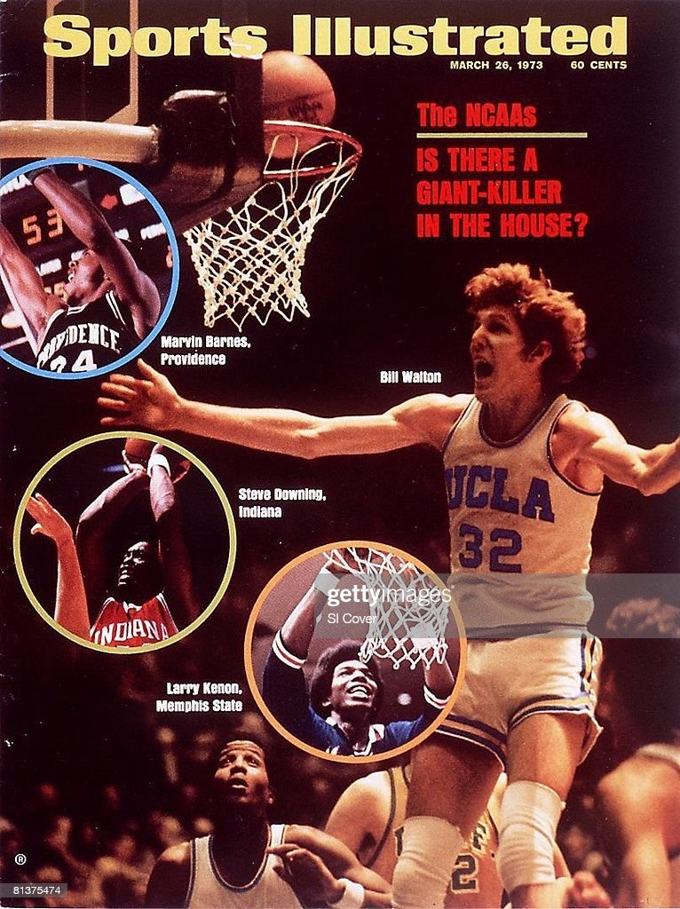March 26 1973 Sports Illustrated Cover College